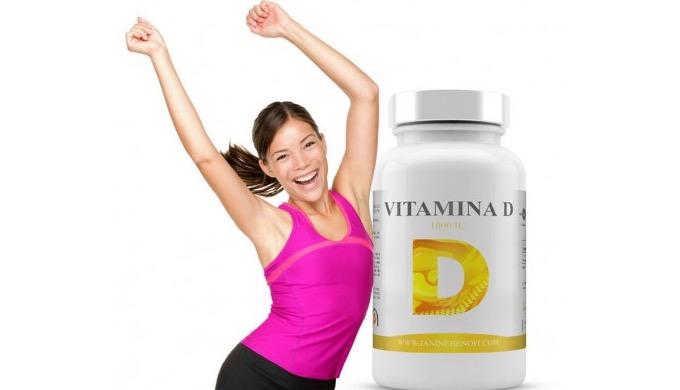 Vitamina D3 es un complemento alimenticio 100% natural elaborado en el laboratorio especializado de ...