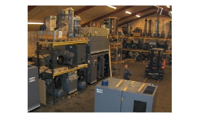 FH Trykluft,  Stempelkompressorer