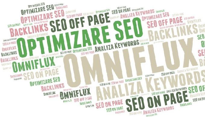Omniflux este o agentie SEO ce ofera servicii profesionale de promovare pe internet. Spre deosebire ...