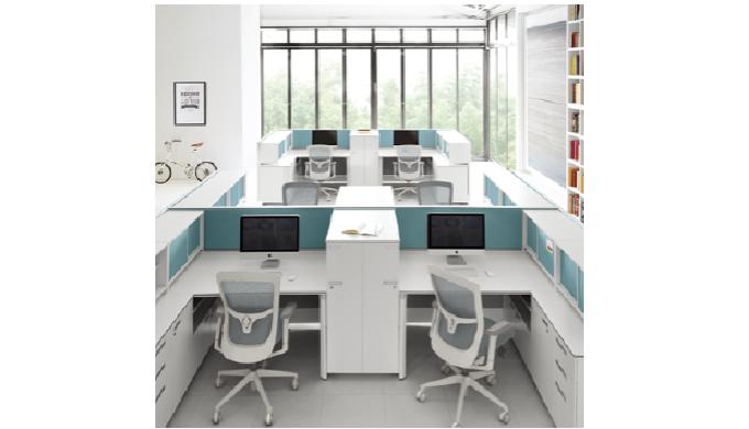 Office Desk_V6 Series