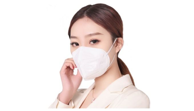 FFP2 NR Face Mask with CE & FDA