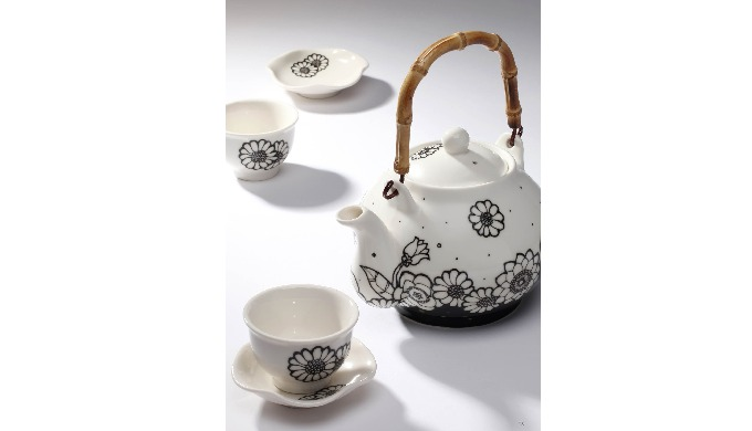 In a starry night  liquor kettle set│tableware│kitchen