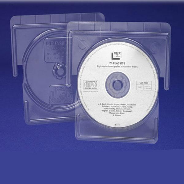 Classez et stockez en grande quantité vos CD, CDRom ou DVD !Pour médiathèques, magasins ou bureau po...