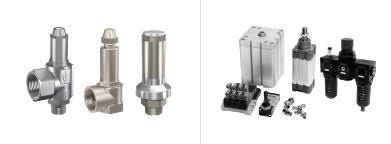SäkerhetsventilerPneumatikEn säkerhetsventil används bland annat för att skydda pumpar och kylsystem...