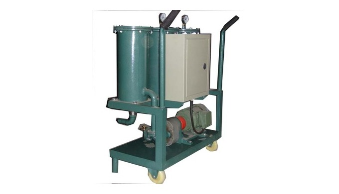 Portable Gear Oil Purifier Index nameUnitK32K50K80K150K200 Flow ratem3/h1.936912 Liftm5881015 Cleann...
