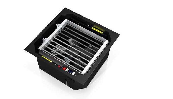 Sistemi di gestione del flusso aria per Data Centre di medie e grandi dimensioni. Sono sistemati dir...