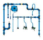 Potrubní rozvody tlakového vzduchu V rámci komplexních služeb poskytovaných při dodávkách kompresoro...