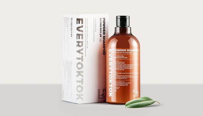EVERYTOKTOK  Powder Shampoo
