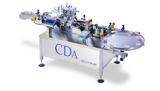 Ninon Wrap - automatic labeller