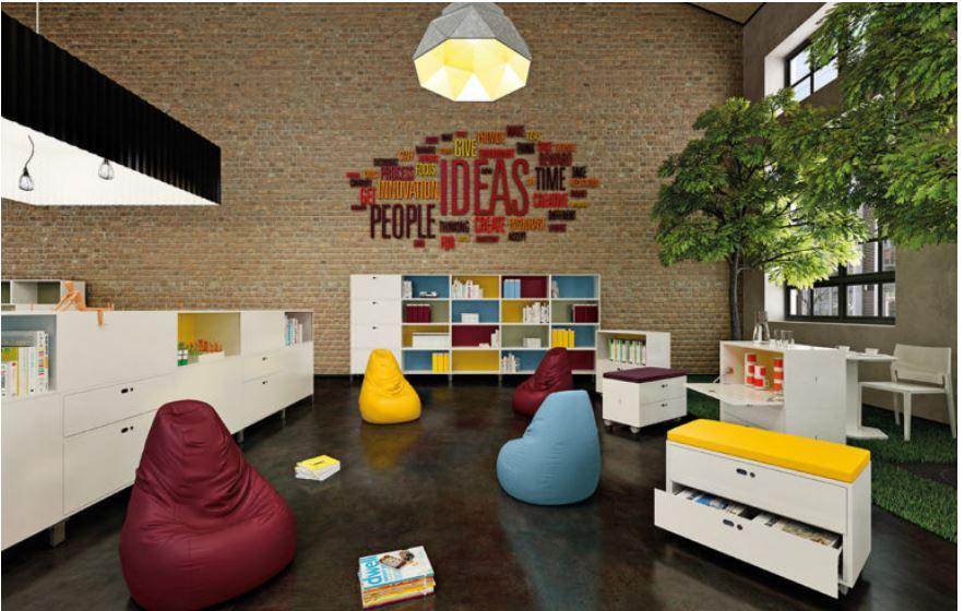 Nous vous proposons des solutions de rangement adaptées à chaque gamme de bureau, avec une possibili...