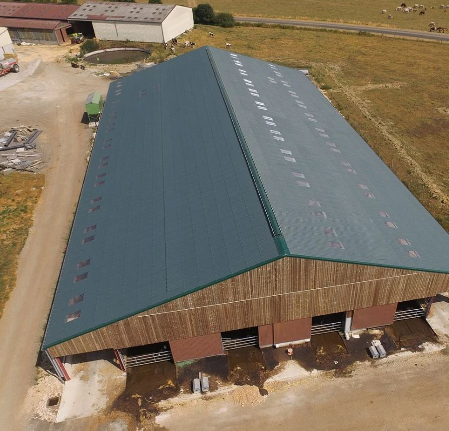 Eternit, une gamme spécialement conçue pour application dans le secteur agricole, vous présente la p...