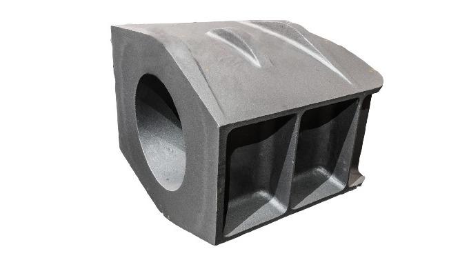 Ocelové a litinové odlitky pro železniční průmysl