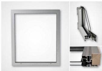 IFS65, Integrated Frame System, är ett avancerat system designat för enkel installation i Parocs san...