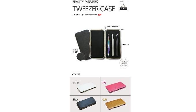BF Tweezers & Magnet Tweezer Case/Tweezer