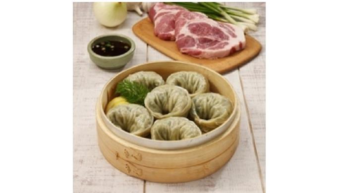 Meat Leaf Dumpling
