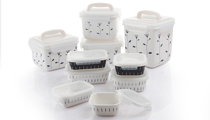 Rachel Barker Airtight container 10pcs i container