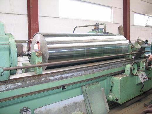 Cylindre d'imprimerie