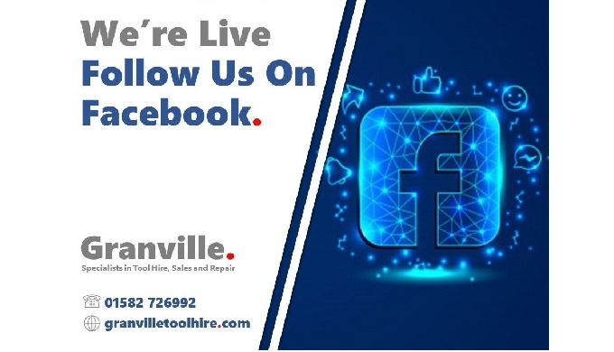 We are live on Facebook! Like and Follow our page to stay up to date: - see the latest additions to ...