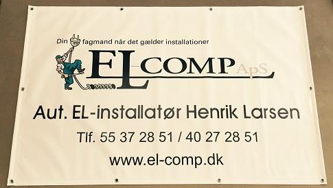 Vi leverer bannere i både pvc og stof til alle formål. Priser fra 150,- pr. m2. Se vores hjemmeside ...