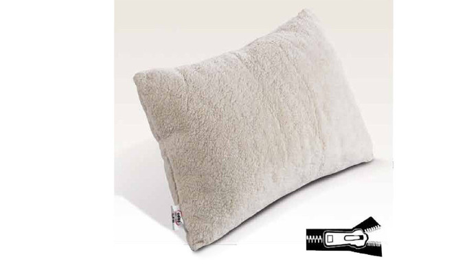 Organic Cotton Siliconised Pillow
