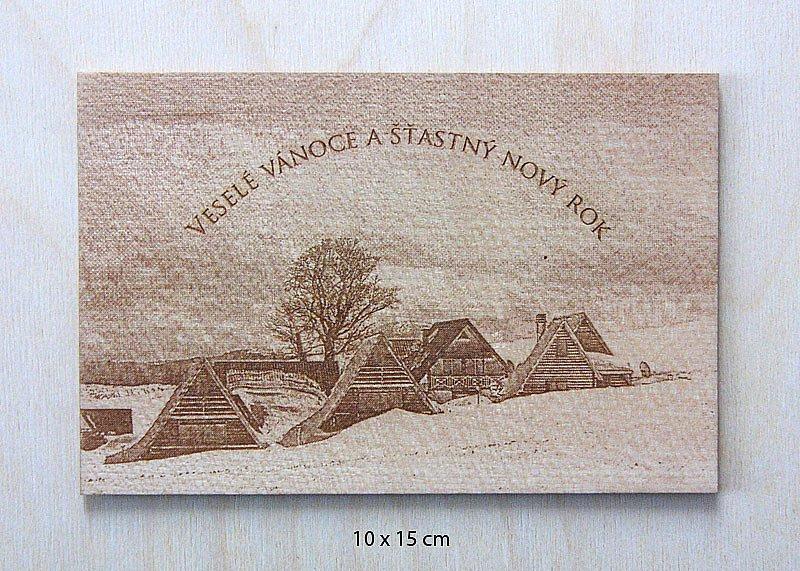 Laserové gravírování a řezání dřevo Podle zadání / výkresové dokumentace s přesností v řezu +/- 0,05...