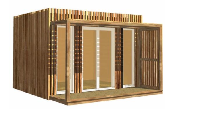 Conçu avec un rapport qualité/prix exceptionnel, le Studio 11 permet de créer une pièce en plus indé...