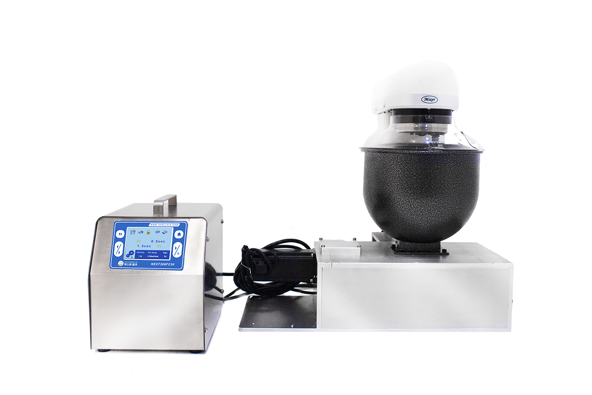 It is a pump that can carry all powder, and it can control the speed and is a touch screen type. Set...