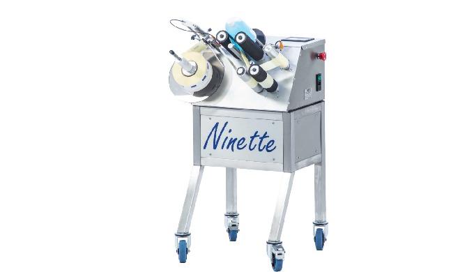 Ninette 2 - étiqueteuse semi-automatique