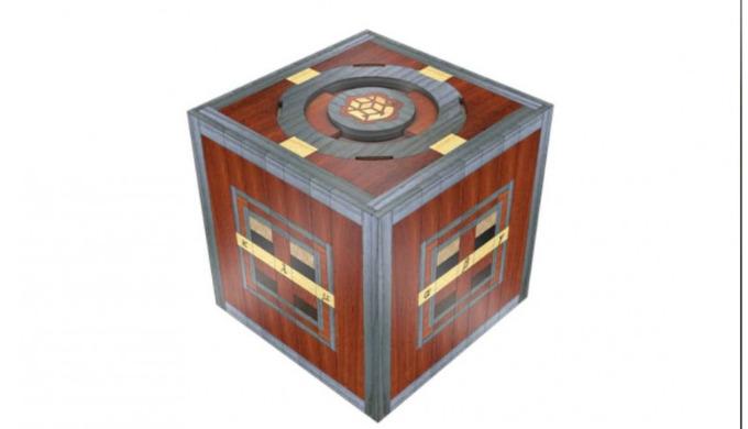 KIT Sciptum cube puzzle box, version Luxe