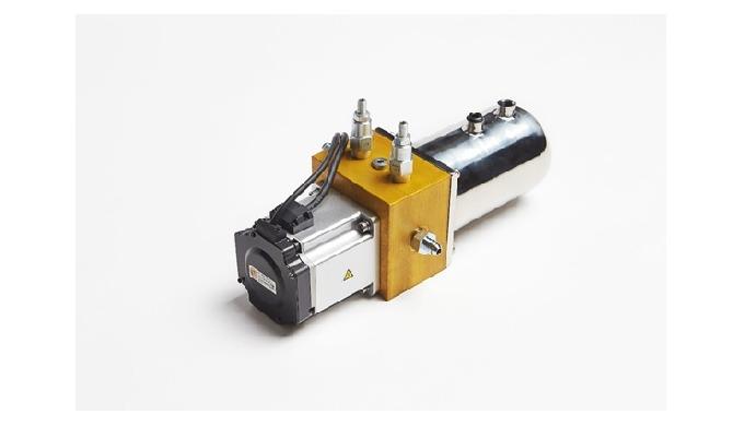 1_Electro-Hydraulic Power Unit with Reservoir ㅣ Hydraulic equipment