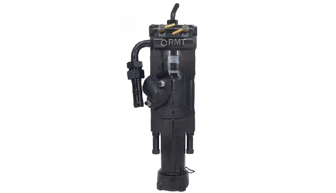 Rama Mining Tools (RMT) is manufacturing Pneumatic Drifters RMT 120F which is one of the most used m...