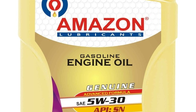 AMAZON 5W-30 Plus is a new generation, fully synthetic passenger car petrol engine oil formulated wi...