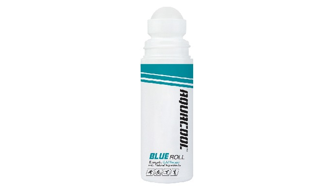AQUACOOL BLUE ROLL_roll type sports recovery product