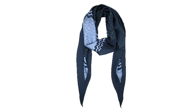 Шелковый шарф Women Diamond Shaped l Шелковый шарф высшего качества