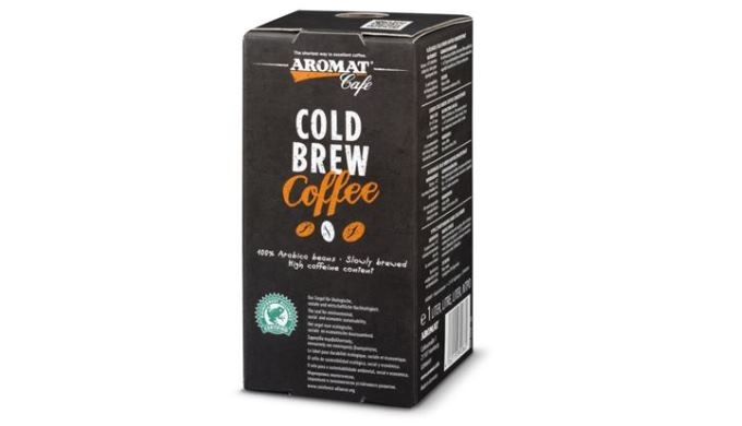 AROMAT Cold Brew Coffee Concentrate
