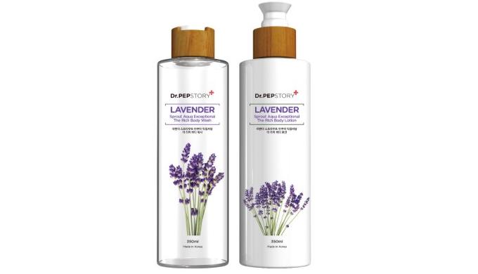 Sprout Aqua Exceptional the rich Body Wash (350ml): *Rose *Grapefruit *Tea Tree *Lavender *Snail bod...