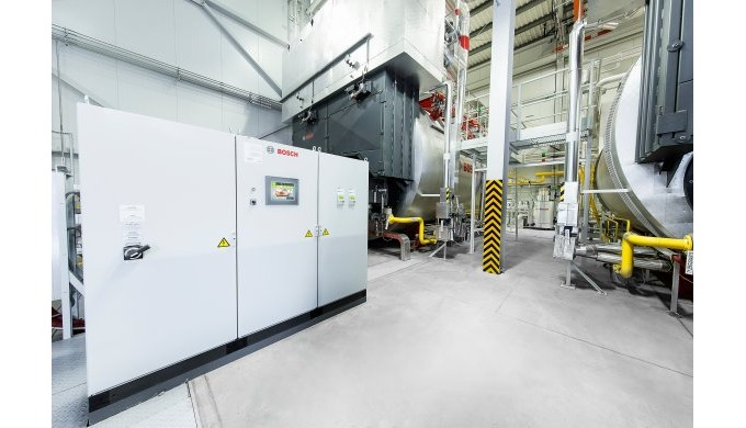Bosch Sistema de control de caldera BCO