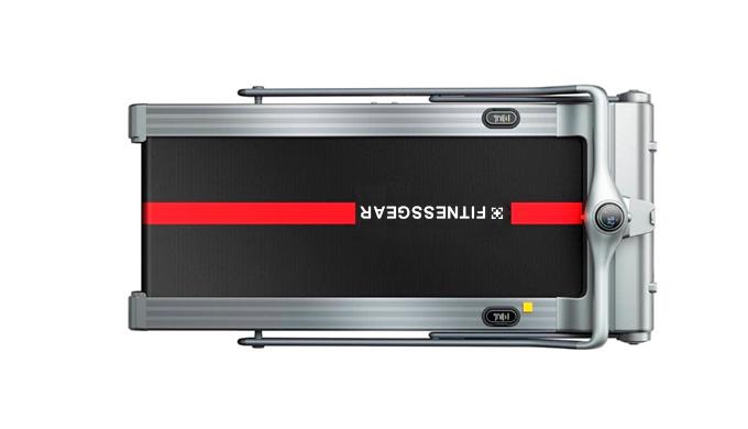 Das neue Fitness Gear FGT-3 Laufband ist ein Laufband mit intelligentem Design, das mit Funktionen a...