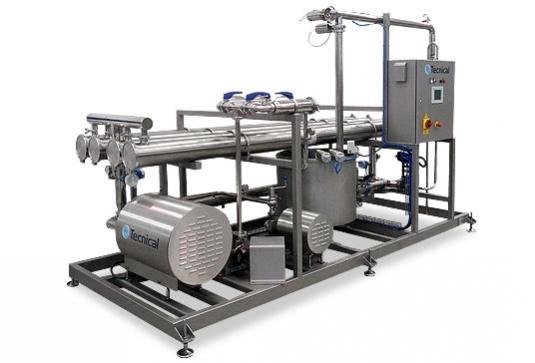 MF membrane filtering equipment