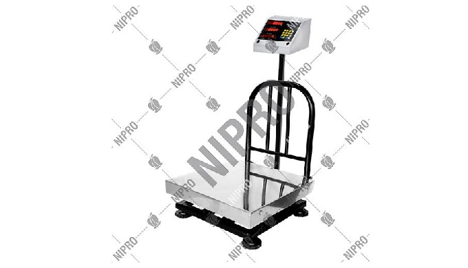Piece Counting Platform Scale
