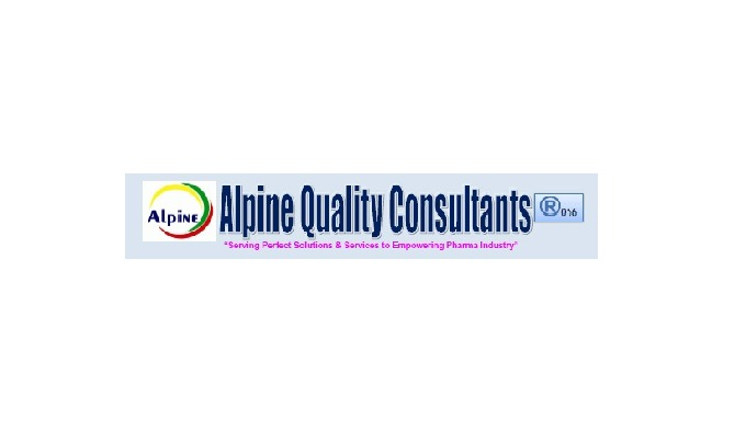 Alpine Quality Consultants a Technical Consultancy Service Company for Healthcare Industry founded i...