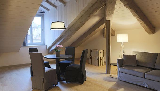 L'appartamento Deluxe è la scelta migliore per un ricco soggiorno incentrato alla scoperta di una nu...