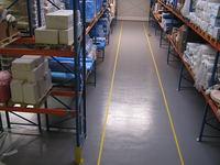 Kvalitní průmyslové podlahy, strojně hlazené stěrky