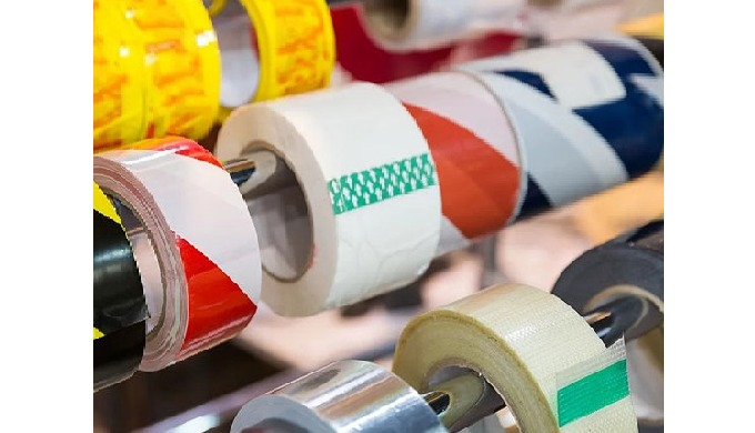 Adhesive Tapes – The Labelling Company