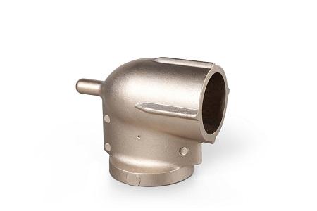 Hous Gear Sandstøbt med sandkerne i Rg5 Cu Sn5 Zn5 Pb5-C CC491K-GS Vægt Kg 20,0