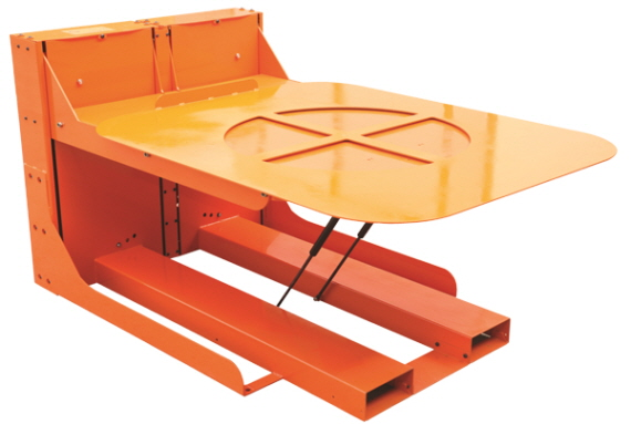Pallet Lift and Turn Table (OKO Pallet Lift and Turn Table PRIME TURN)