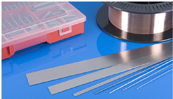 Bei SCHWEIZER finden Sie Federdraht und Federband sowie Sortimente von Druckfedern, Zugfedern und Si...