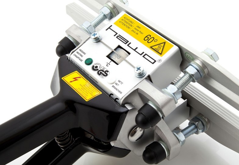 These HAWO™ hand heat sealers are premium devices for use on projects where seal quality needs to be...