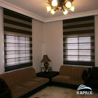 Rolling blinds are very practical solution for your windows. The blinds are very convenient because ...