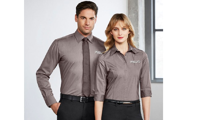 WE MANUFACTURE ALL KINDS OF CORPORATE UNIFORM AS PER CUSTOMER REQUIREMENT